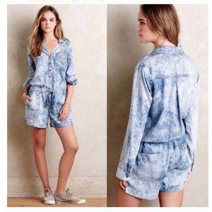 Anthropologie CLOTH & STONE Romper Medium
